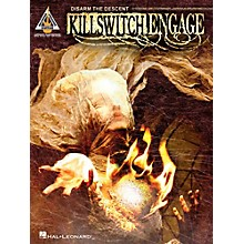 Hal Leonard Killswitch Engage - Disarm The Descent Guitar Tab Songbook