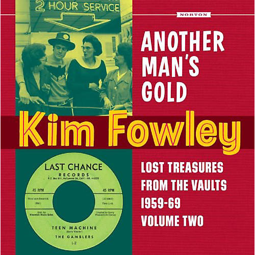 Alliance Kim Fowley - One Man's Garbage