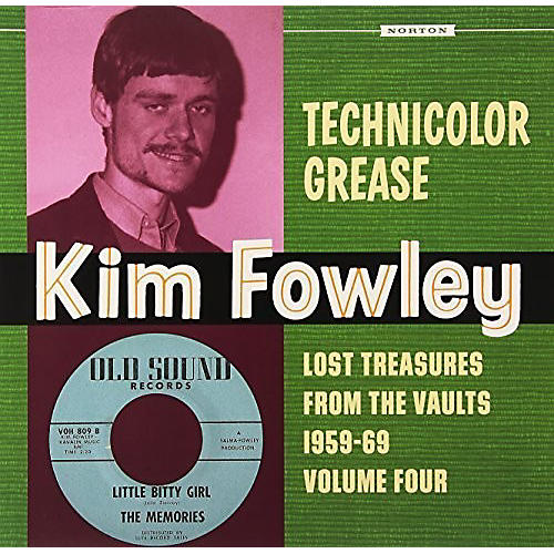 Alliance Kim Fowley - Technicolor Grease