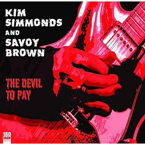 Alliance Kim Simmonds and Savoy Brown - Devil To Pay
