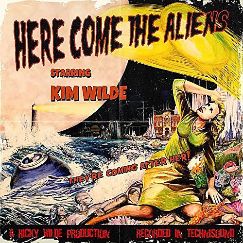 Alliance Kim Wilde - Here Come The Aliens