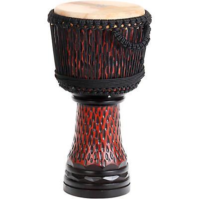 X8 Drums King Cheetah Elite Pro Djembe
