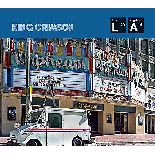 Alliance King Crimson - Live At The Orpheum
