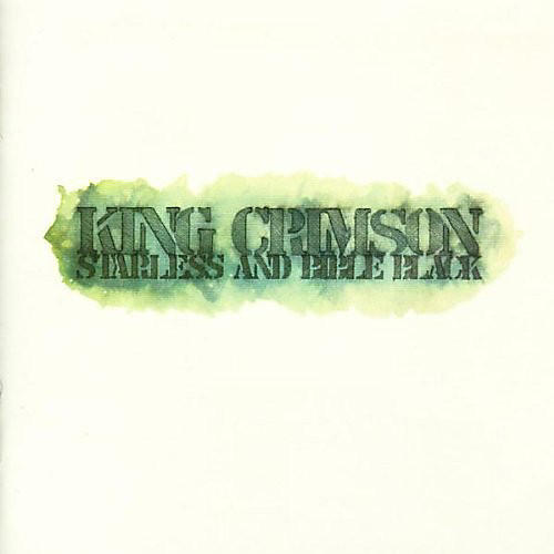 Alliance King Crimson - Starless and Bible Black