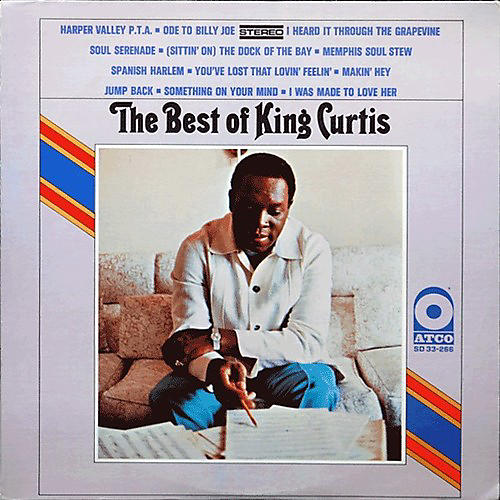 Alliance King Curtis - The Best Of King Curtis