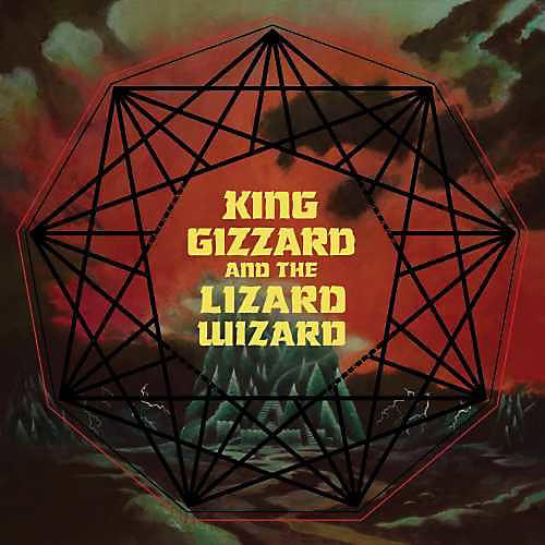 Alliance King Gizzard and the Lizard Wizard - Nonagon Infinity