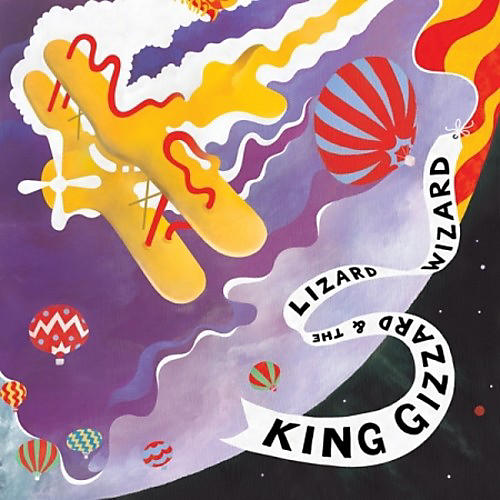 Alliance King Gizzard and the Lizard Wizard - Quarters