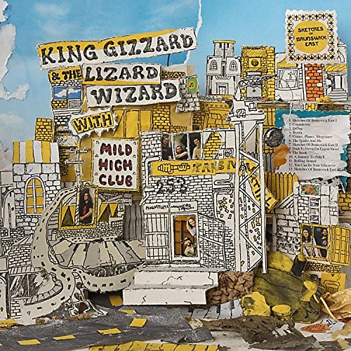 Alliance King Gizzard and the Lizard Wizard - Sketches Of Brunswick East (Feat. Mile High Club)