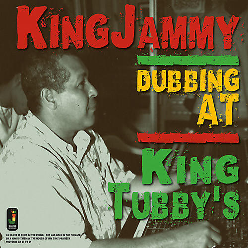 Alliance King Jammy - Dubbing At King Tubby's