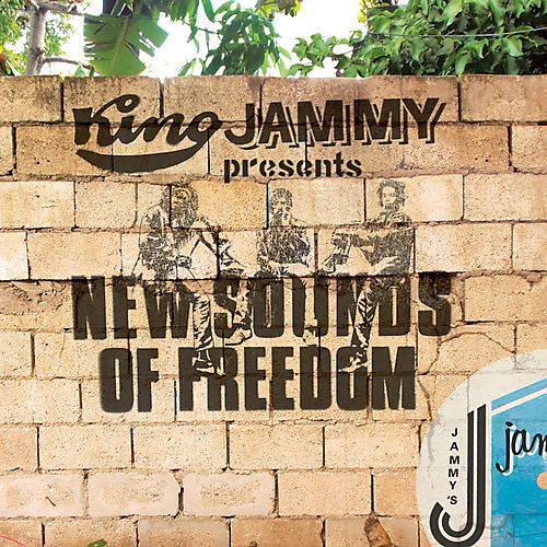 Alliance King Jammy - King Jammy Presents New Sounds Of Freedom