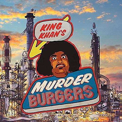 Alliance King Khan - Murder Burgers