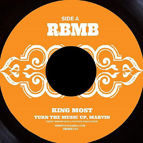 Alliance King Most - Turn The Music Up Marvin / Hook Swing & Rip