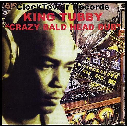 Alliance King Tubby - Crazy Bald Head Dub