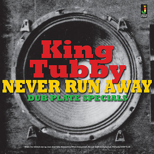 Alliance King Tubby - Never Run Away - Dub Plate Specials