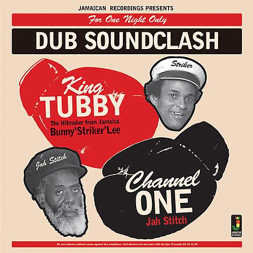 Alliance King Tubby vs Channel One - Dub Soundclash