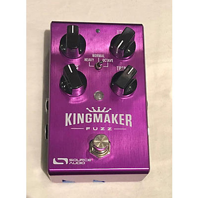 Source Audio Kingmaker Effect Pedal