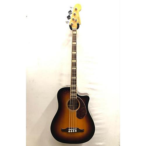 Kingman 4-String Acoustic Bass Guitar