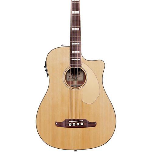 Fender Kingman Acoustic-Electric Bass Guitar
