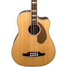Fender Kingman SCE Acoustic Electric Bass Guitar with Case