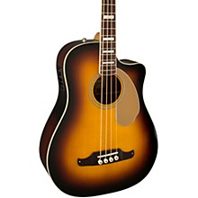 Fender Kingman SCE V2 Acoustic Electric Bass Guitar
