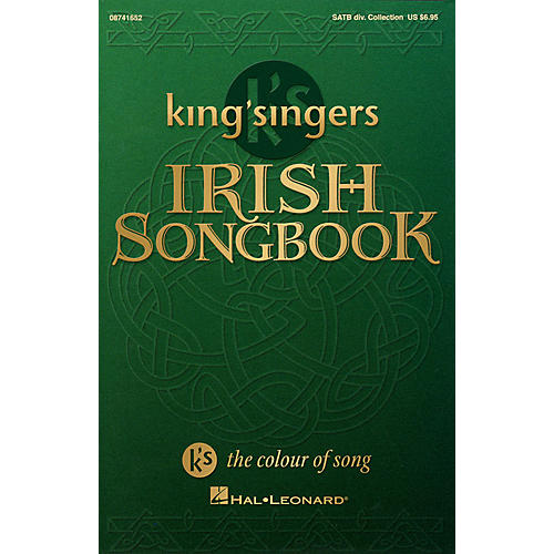 Hal Leonard King's Singers Irish Songbook (Collection) (SATB) SATB by The King's Singers