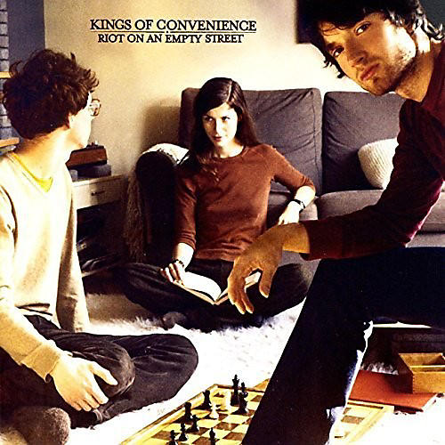 Alliance Kings of Convenience - Riot on An Empty Street