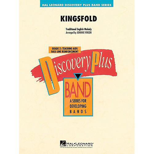 Hal Leonard Kingsfold Concert Band Level 2