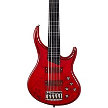 MTD Kingston KZ 5-String Fretless Bass