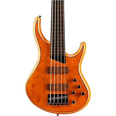 MTD Kingston KZ 5-String Fretless Electric Bass
