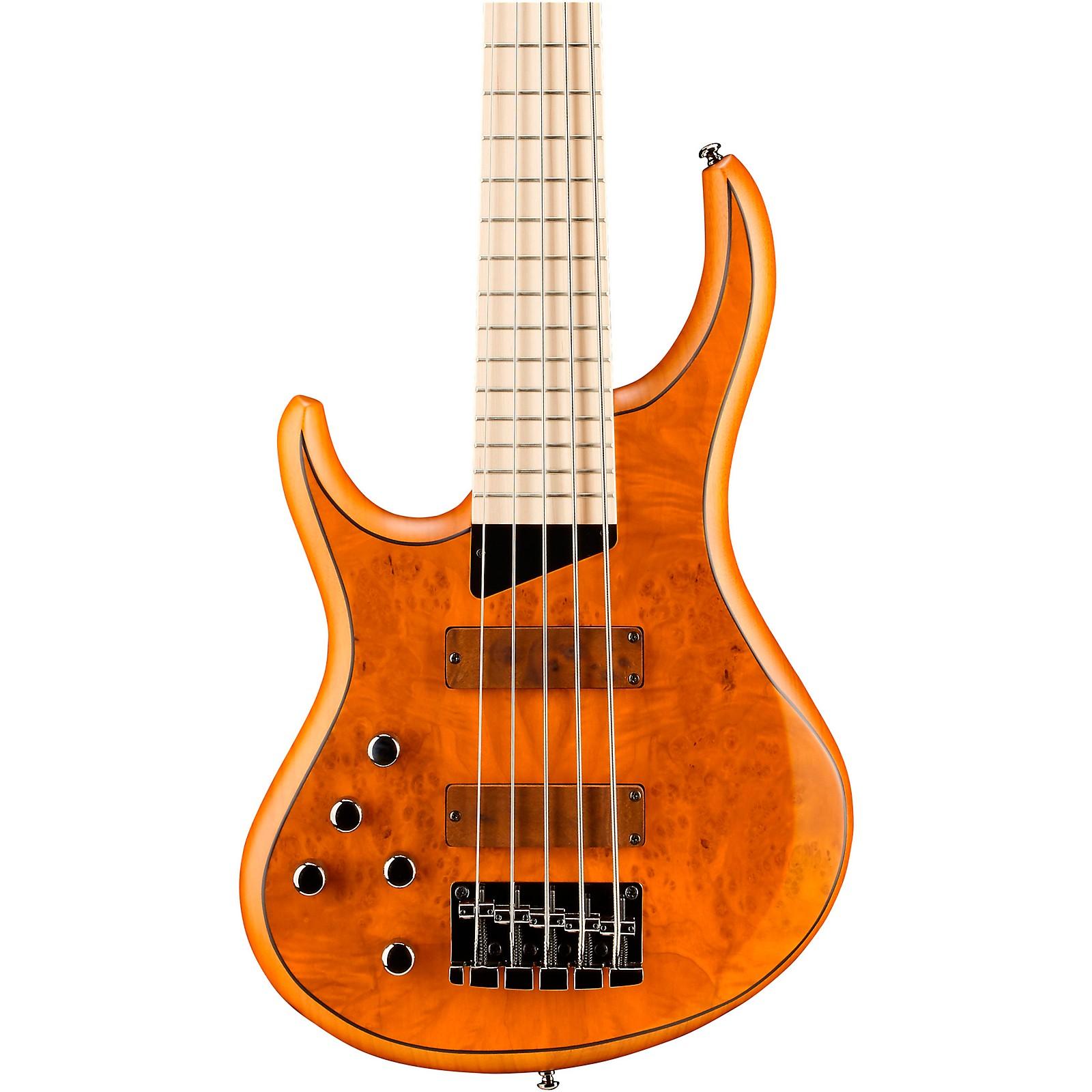 MTD Kingston KZ 5-String Left-Handed Electric Bass