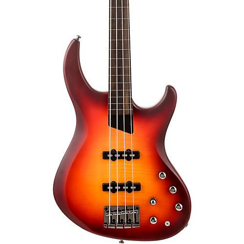 MTD Kingston Saratoga Deluxe Fretless Electric Bass