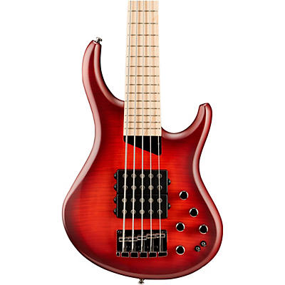 MTD Kingston Super5 Maple Fingerboard 5-String Electric Bass