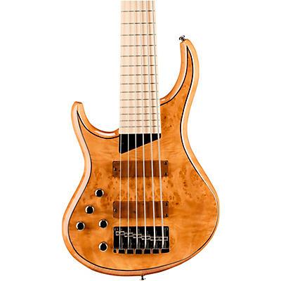 MTD Kingston Z6 6-String Left-Handed Maple Fingerboard Electric Bass