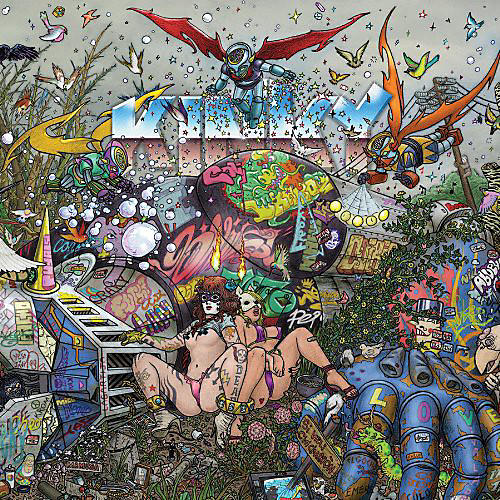 Alliance Kinky - Sueno de la Maquina