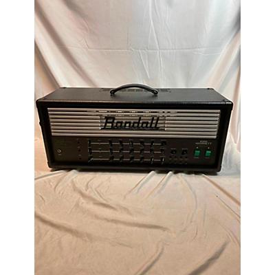 Randall Kirk Hammett Kh103 Tube Guitar Amp Head