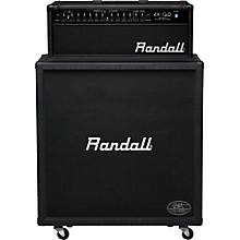 Open BoxRandall Kirk Hammett Signature Series KH120RHS 120W 4x12 Guitar Half Stack
