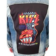 Dragonfly Clothing Kiss - 96' Gargoyle - Mens Denim Jacket