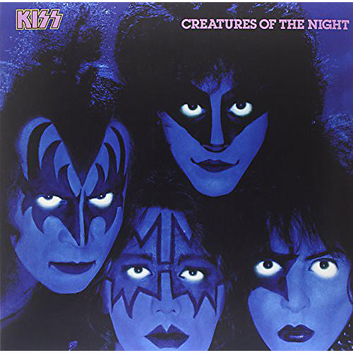 Alliance Kiss - Creatures of the Night