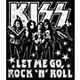 C&D Visionary Kiss - Let  Me Go Sticker