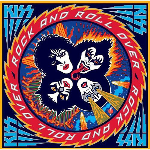 Alliance Kiss - Rock and Roll Over