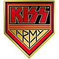 C&D Visionary Kiss Army Heavy Metal Sticker thumbnail