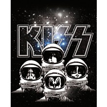 C&D Visionary Kiss Astronauts Sticker