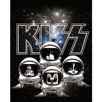 C&D Visionary Kiss Astronauts Sticker