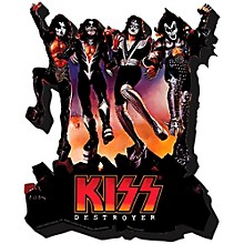 Hal Leonard Kiss Destroyer  Chunky Magnet