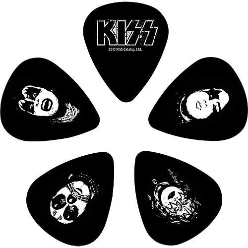 D'Addario Planet Waves Kiss Logo Guitar Picks 10 Pack
