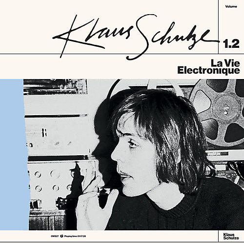 Klaus Schulze - La Vie Electronique Volume 1.2