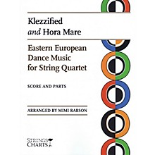 String Letter Publishing Klezzified and Hora Mare String Letter Publishing Series Slick Wrap Arranged by Mimi Rabson