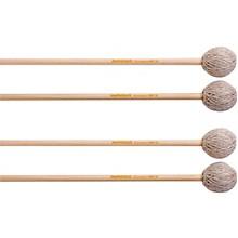 Klimasara Marimba Mallets Set of 4 (2 Matched Pairs) Medium Hard 16