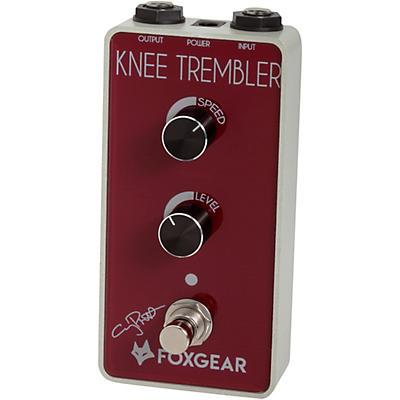 FoxGear Knee Trembler Guy Pratt Signature Tremolo Effects Pedal