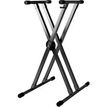Open BoxStrukture Knockdown 2X Aluminum Keystand - Anodized Black